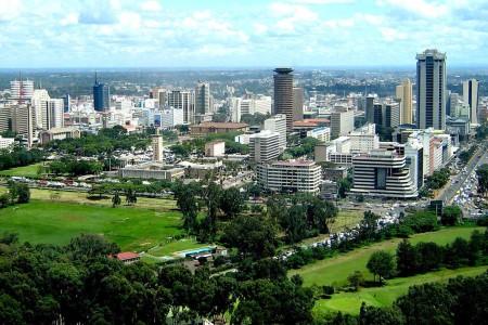 Africa's intelligent city. Photo: Facebook