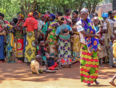 Over 17,000 refugees have fled from Burundi to Tanzania. Photo: Ssuuna/IRIN