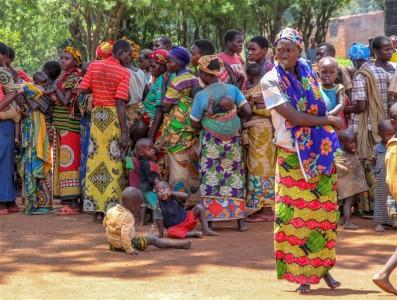 Over 17,000 refugees have fled from Burundi to Tanzania. Photo: Ssuuna/IRIN
