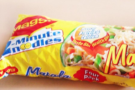 Maggi noodles have been pulled from supermarket shelves in East Africa, says the BBC. Photo: contributed