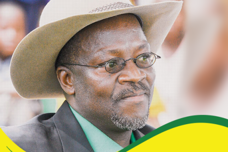 Current Minister of Works John Magufuli has been named as CCM's candidate. Photo: Twitter