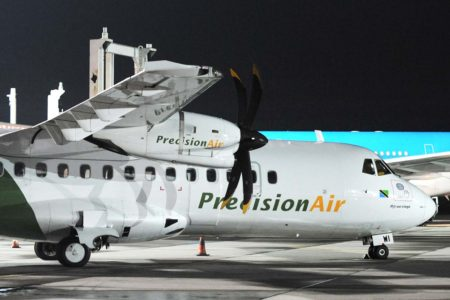 Precision Air has announced they will be adding a Dar-Pemba flight in May, 2016. Photo: Daniel Hayduk