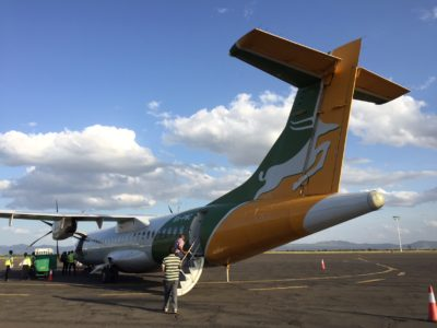 Precision Air is losses grew in the past financial year. Photo: Daniel Hayduk