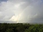 Rainbow at South Beach